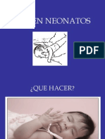 RCP EN NEONATOS