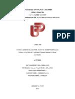UNIVERSIDAD TECNOLÓGICA DEL PERU adm 2