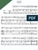 Chanson (Piano)