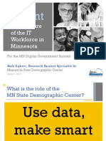 The Future of Minnesota's IT Workforce - Andi Egbert