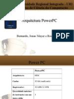 Apresentação PowerPC