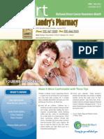 Landry's Pharmacy October News