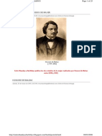 Balzac Dosestudiosdemujer