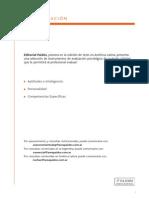 Tests DEP - Paidós2013