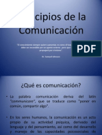 Principios de La Comunicacinppt