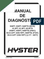 Manual de Reparatii Hyster h50 Portugheza
