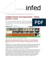 Neighbourhood - Regeneration