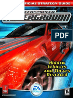 Need for Speed Underground - Prima Official Game Guide