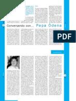 Conversando Con P. Odena