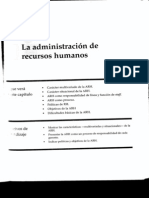 administracion recursos humanos