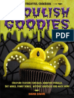 Ghoulish Goodies (sample pages)