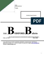 Bodiford Bulletin July 09