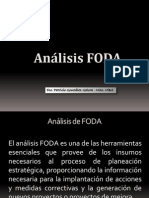 Analisis-foda PAGO 1
