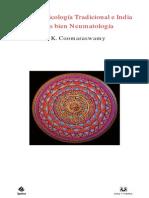 Coomaraswamy-Sobre la psicología tradicional e india