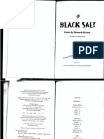 Glissant, Edouard.  Black Salt
