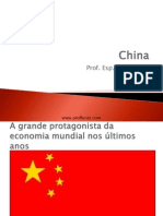 Aula 12 - China e as Imigrações