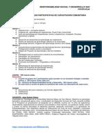 Curso Estrategias participativas de capacitación comunitaria oct-nov 2013