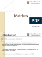1. Matrices 1