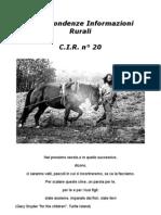 Corrispondenze Informazioni Rurali
