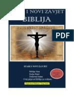 BIBLIJA STARI I NOVI ZAVJET - Hrvatski jezik