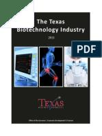 Texas Biotech Report 2012
