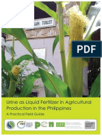GENSCH Et Al 2011 Urine as Liquid Fertilizer in Agricultural Production in the Philippines