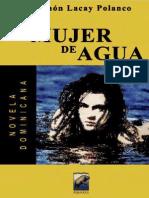 Ramón Lacay Polanco - La mujer de agua