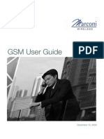 GSM User Guide