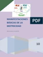 Apuntes Motricidad - Monica Belluci