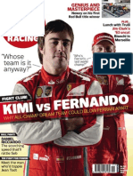 F1 Racing - November 2013