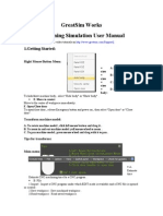 Machining Simulation User Manual