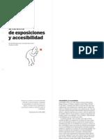 DISEÑO DE EXPOSICIONES Y ACCESIBILIDAD
