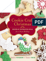 Cookie Craft Christmas (sample pages)