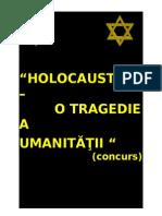 0 Holocaustul o Tragedie a Umanitatii