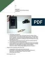 Cara Pasang LCD 2 in 1