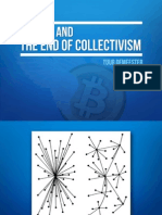 Bitcoin and the End of Collectivism