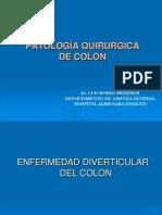 Patologia Quirurgica de Colon Pregrado