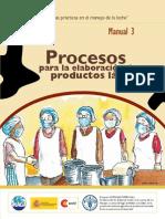 Manual de Procesos Para La Elaboracion de Productos Lacteos FAO