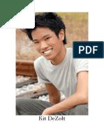 Kit DeZolt Headshot and Resume