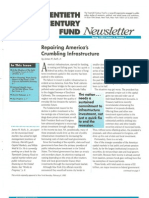 The Twentieth Century Fund Newsletter