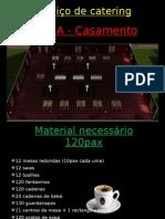HACCP 3 - CASAMENTO