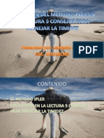 aplicaciondelmetodoiplerenlalectura5consejosparamanejarlatimidez-110316195159-phpapp02