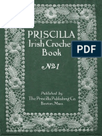 [Lula M. Harvey] the Priscilla Irish Crochet Book (1)