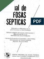 63597268 Manual de Fosas Septicas