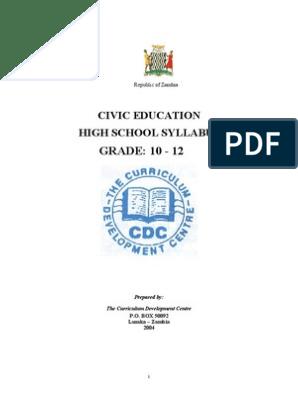 1030+ Civic Education Notes Apk Terbaik