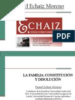 La Familia, Constitucion y Disolucion