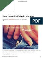 Historia Do Vibrador _ Revista Impulso