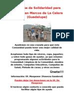 Campaña de Solidaridad.doc