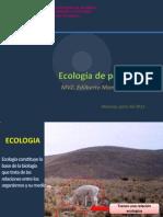 1.- Ecosistema