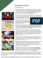 "Insider News - 1615 - Monsanto ""War"" Kills US Ambassador to Libya"